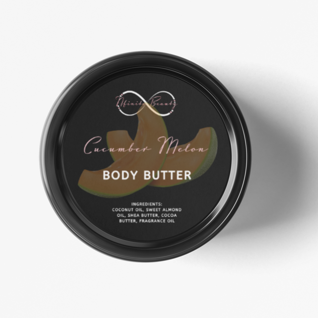 Cucumber Melon - Body Butter