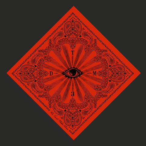Seeker Bandanna (Red)
