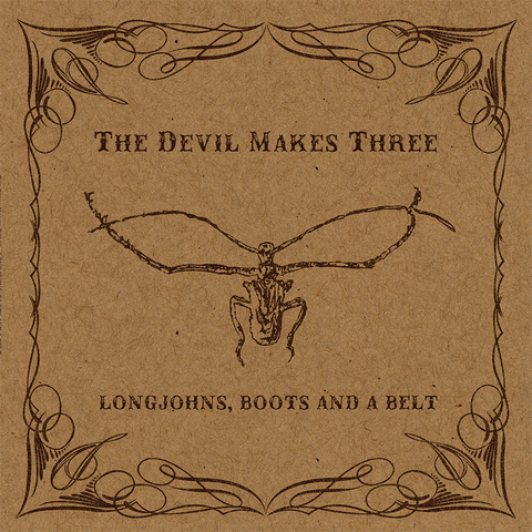 Longjohns, Boots And A Belt (CD + Digital Download)