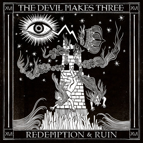 Redemption & Ruin (CD + Digital Download)