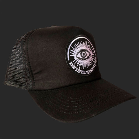Illuminated Eye Trucker Hat