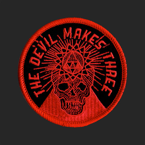 Mystic Skull patch
