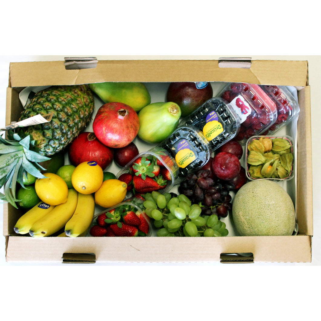 Exotic Fruits Box