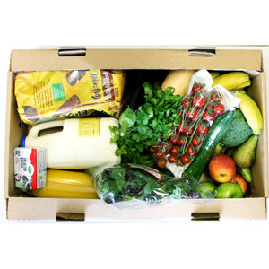 Mixed Box (Fruit, Veg & Essentials)