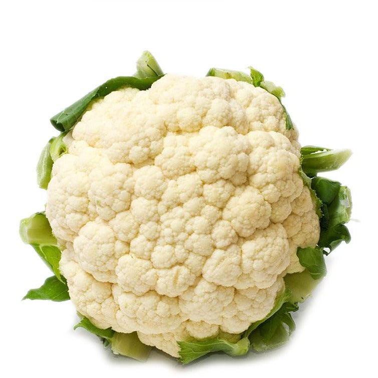 CAULIFLOWER WHITE <br>(Each)