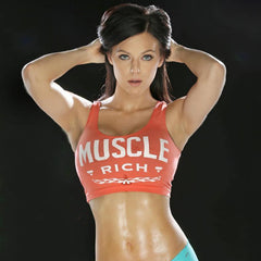 MuscleRich Ambassador Athlete Alicia Chiesa