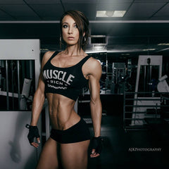 Nicole Rogers MuscleRich Apparel Athlete