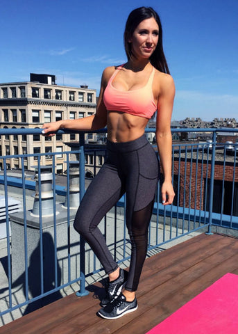 Valerie Benoit MuscleRich Apparel Athlete