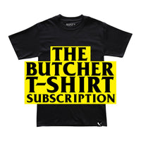 Monthly T Shirt Subscription
