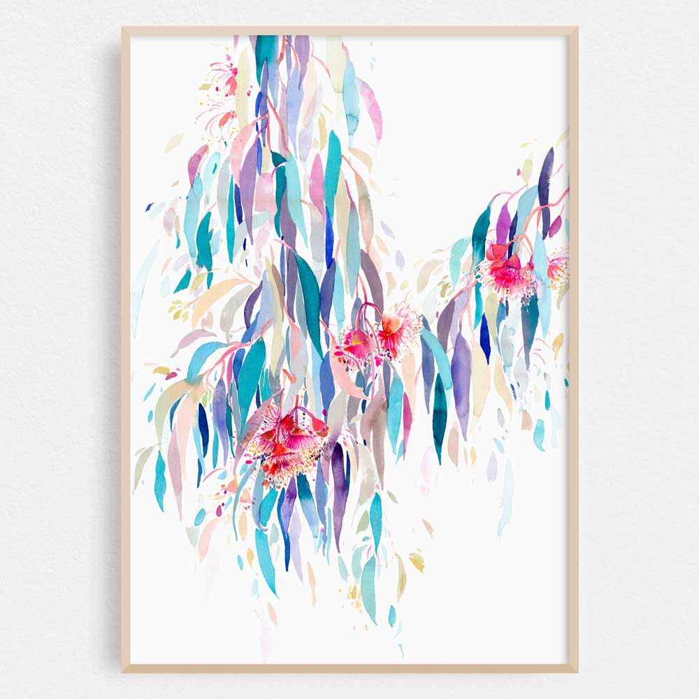 'Cascade' Limited Edition Print