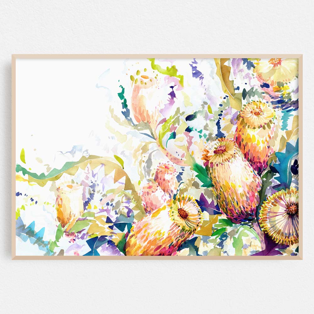 'The Banksia Ballroom' Limited Edition Print