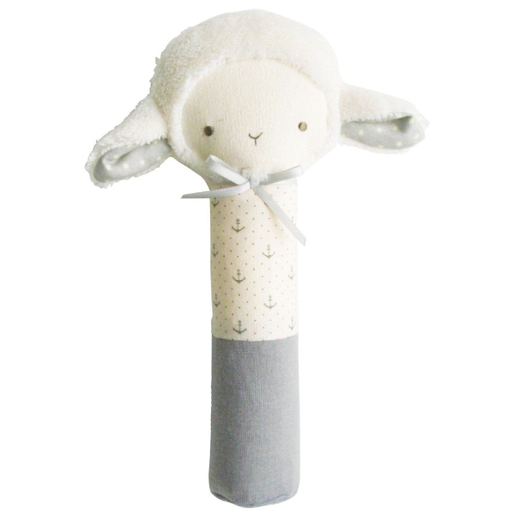 Billie Lamb Squeaker toy