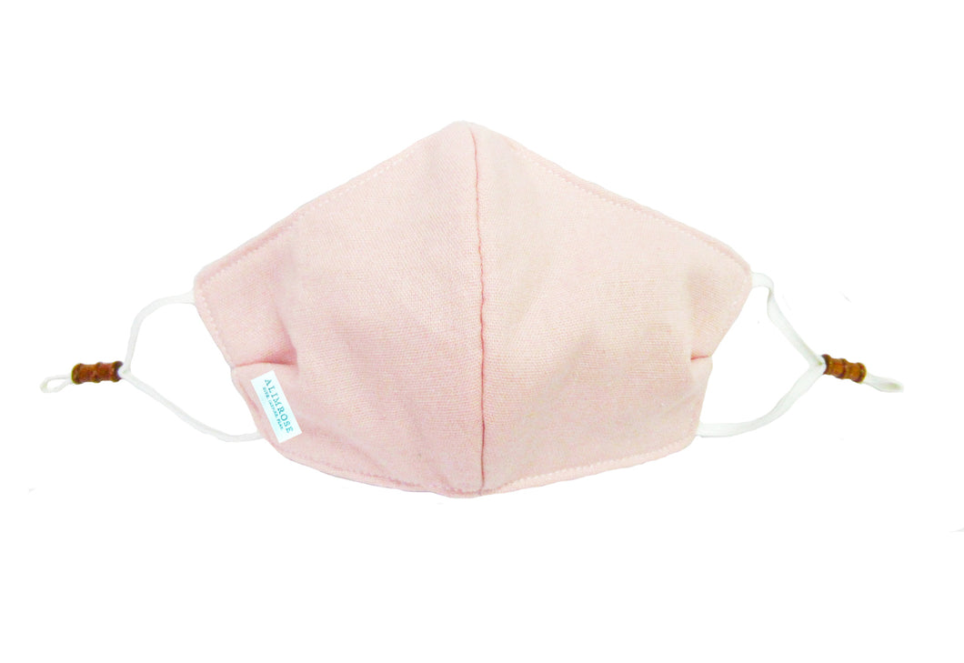 3 Layer Face Mask - Youth (8 to 15yrs) Pink