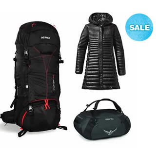 Hiking and Travel Gear Sale!