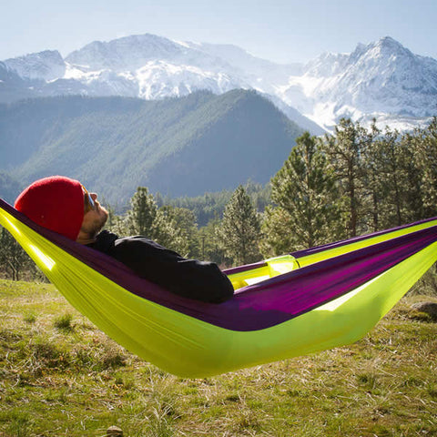 Hiking, Camping and Travel Hammocks