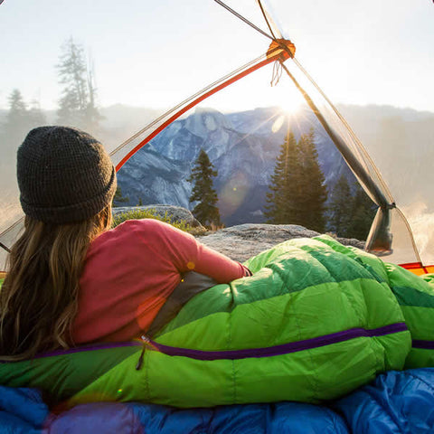 Ultralight Sleeping Bags & Quilts