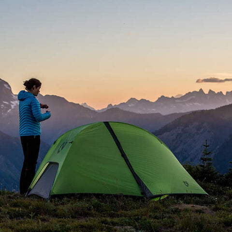 Hiking Tents and Lightweight Shelters