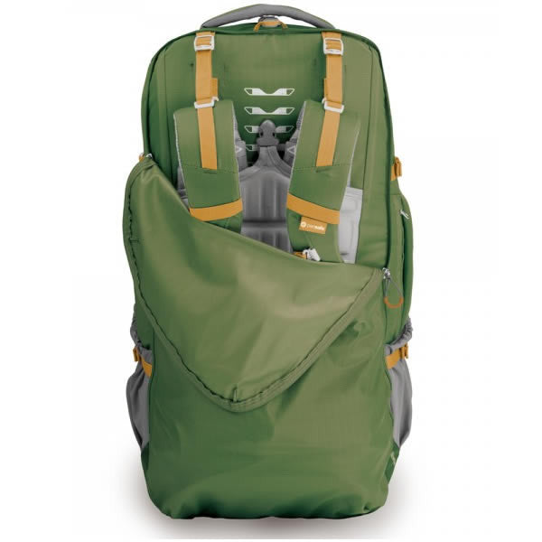 Travel Backpack Zip Away Harness