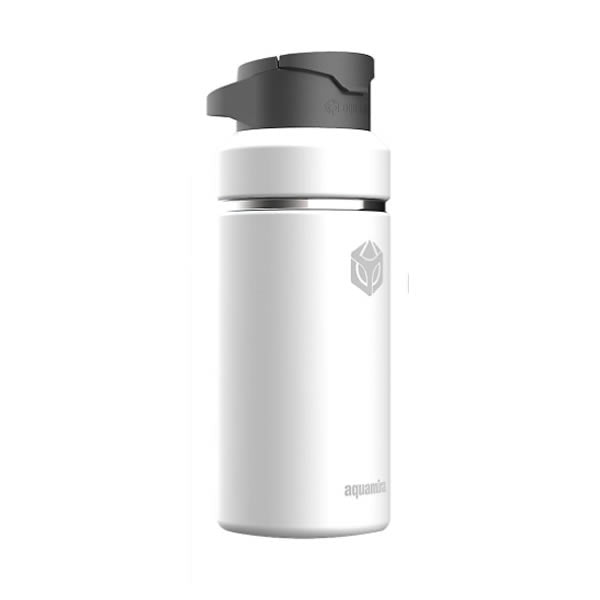 Aquamira Shift Water Filtration Bottle White