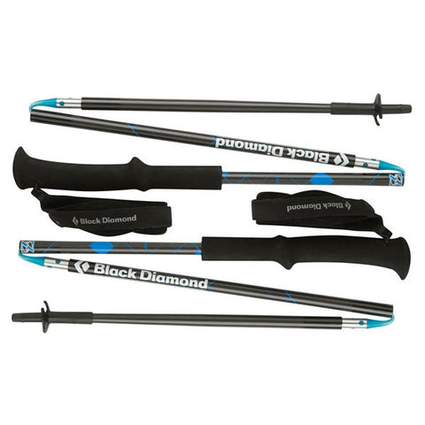 Black Diamond Ultra Distance Trekking Poles (1 Pair) - Seven Horizons