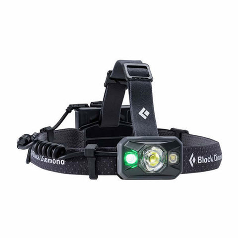 Black Diamond Icon Headlamp 500 Lumens green LED