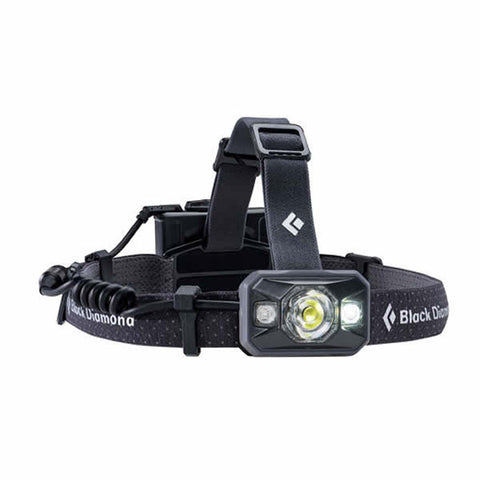 Black Diamond Icon Headlamp 500 Lumens one LED on