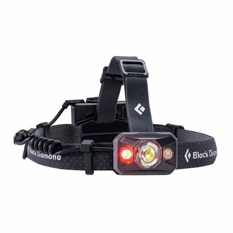 Black Diamond Icon Headlamp 500 Lumens red LED