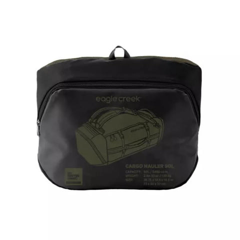 Eagle Creek Cargo Hauler 90 Litre Duffle Black packable bag