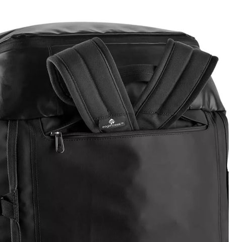 Eagle Creek Cargo Hauler 90 Litre Duffle Black carry straps pocket