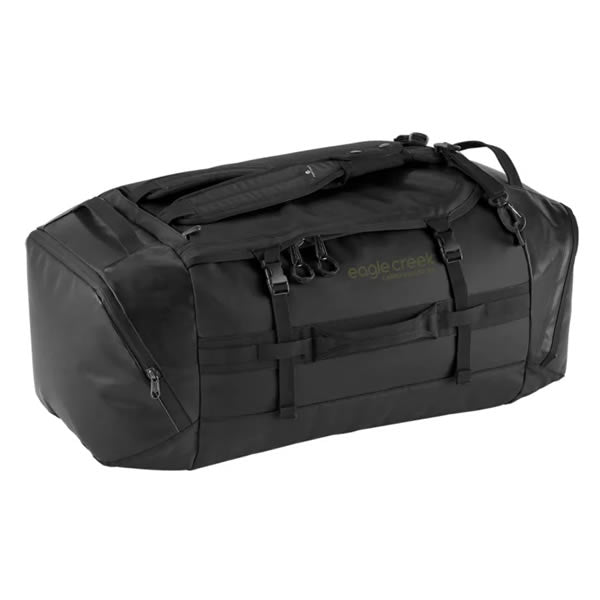Eagle Creek Cargo Hauler 90 Litre Duffle Black Side View