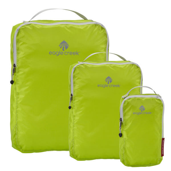 Eagle Creek Pack-It Specter Cube Set - 3 packing cubes Strobe Green