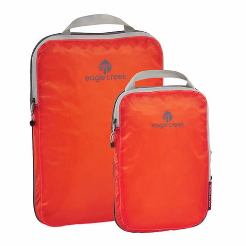 Eagle Creek Pack It Compression Cube Set Flame Orange