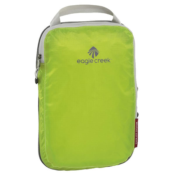 Eagle Creek Pack-It Specter Compression Cube - half cubes strobe green