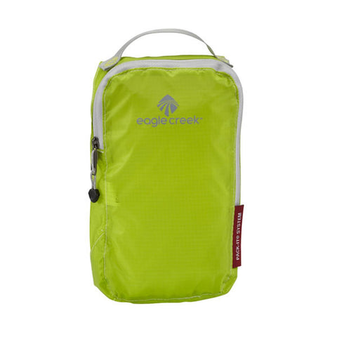 Eagle Creek Pack-It Specter Quarter Cube - xs packing cell white strobe green