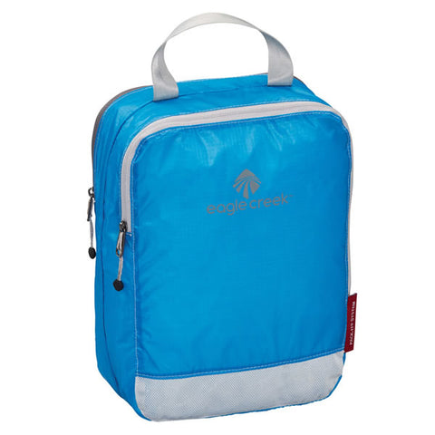Eagle Creek Pack-It Specter Clean Dirty Half Cube - Small packing cell brilliant blue