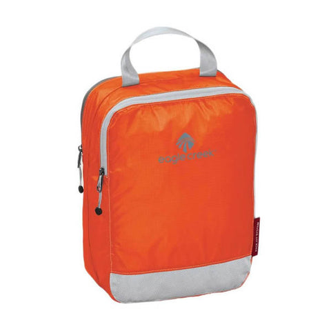 Eagle Creek Pack-It Specter Clean Dirty Half Cube - Small packing cell flame orange