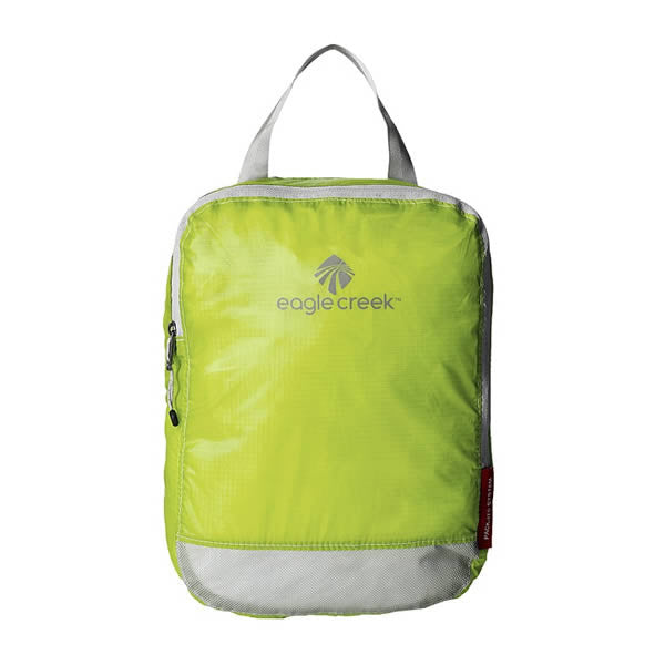 Eagle Creek Pack-It Specter Clean Dirty Half Cube - Small packing cell strobe green