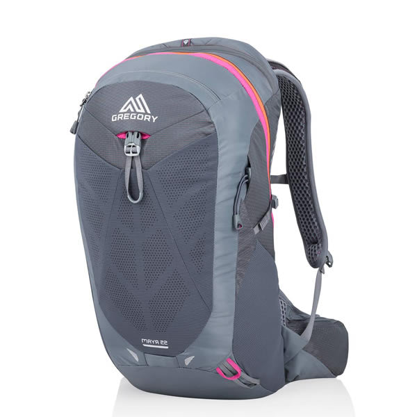 Gregory Maya 22 Litre Women's Hiking Daypack Mercury Grey