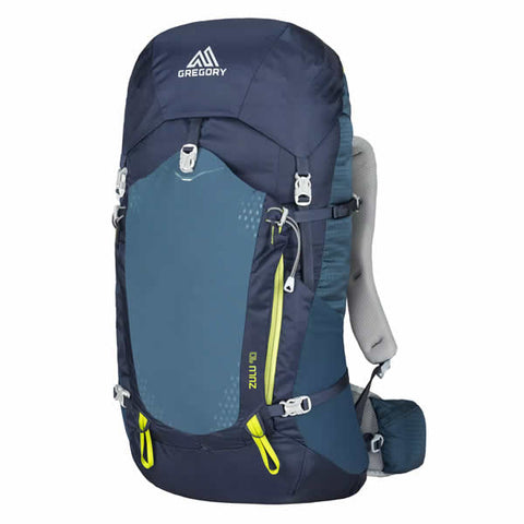 Gregory Zulu 40 Litre Men's Venitlated Daypack Navy Blue