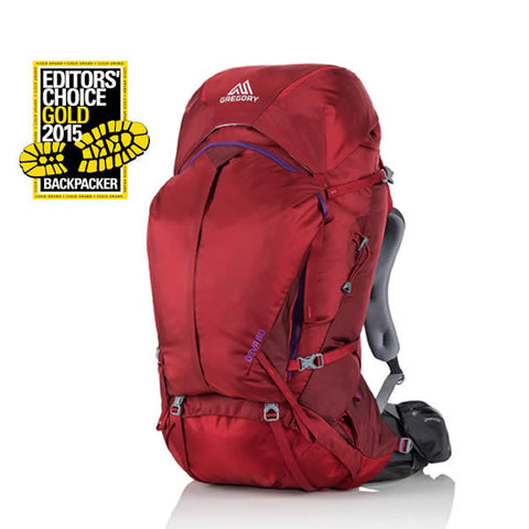 Gregory Deva 60 Litre Women's Hiking Backpack - Seven Horizons