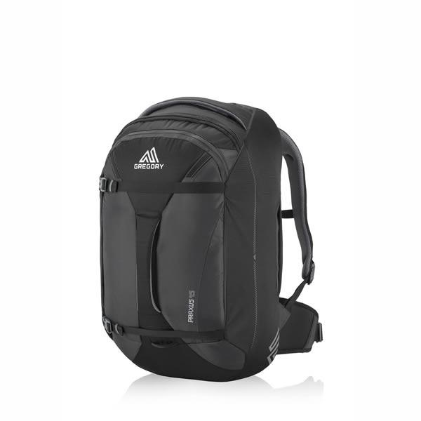 Gregory Praxus Men's 45 Litre Carry On Backpack pixel black