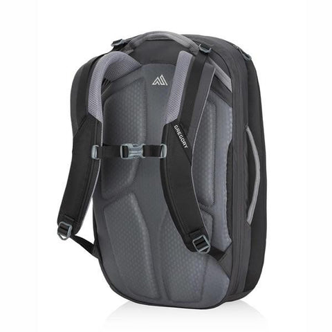 Gregory Border 35 Litre Carry On Backpack with Laptop and Tablet Sleeve harness