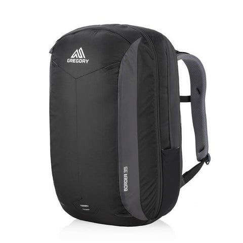 Gregory Border 35 Litre Carry On Backpack with Laptop and Tablet Sleeve black