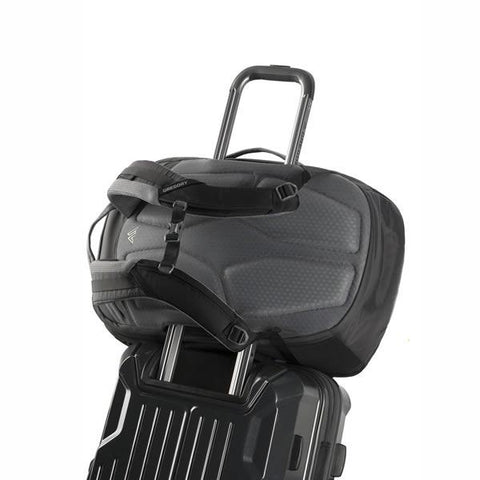 Gregory Border 35 Litre Carry On Backpack with Laptop and Tablet Sleeve luggage handle pass through