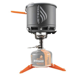 Jetboil Stash Compact Lightweight Hiking Stove and Cookset