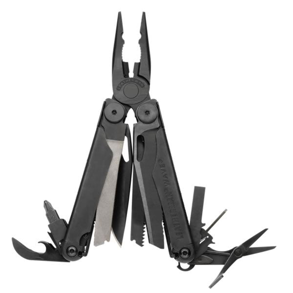 Leatherman Wave Multi Tool - Black - Seven Horizons