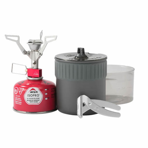 MSR Pocket Rocket 2 Hiking Stove with Cookset