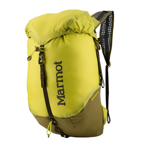 Marmot Kompressor 18 Litre Packable Day Pack Citronelle
