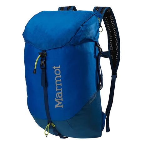 Marmot Kompressor 18 Litre Packable Day Pack peak blue / dark sapphire