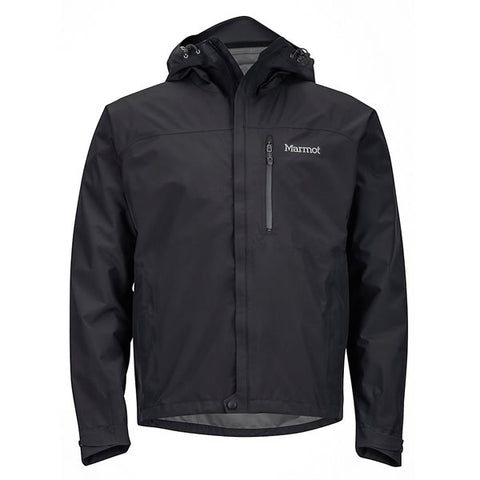 Marmot Men's Minimalist Jacket with Gore-Tex Paclite, waterproof, windproof, breathable